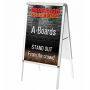 A-Board A1 Size with 2 Posters