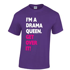 300×300 im a drama queen.fw